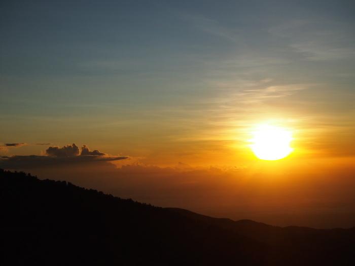 3日目ホロンボハットの夜明け