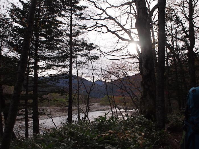 高原の夜明けだ・・・さわやかだ・・・