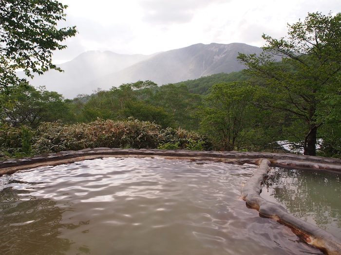 これが! 世にも素晴らしい露天風呂