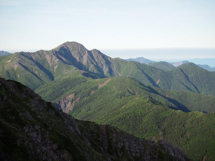 登りきるとこんな景色が見えます